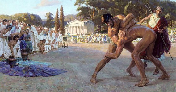 Training-for-the-Ancient-Olympic-Games-570x300
