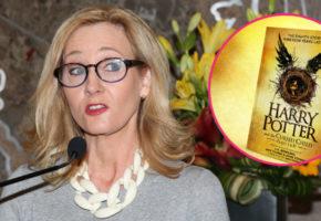 H J K Rowlings ανακοίνωσε τίτλους τέλους για τον δημοφιλή μάγο Χάρι Πότερ