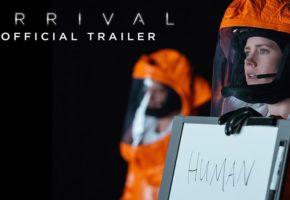 Είδαμε το trailer του Arrival και μάλλον είναι η πιο υποσχόμενη sci-fi ταινία της σεζόν [VIDEO]
