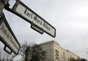 Το όνομα του Karl Marx αναμένεται να ξεγραφτεί από δρόμους και τις πλατείες της Γερμανίας