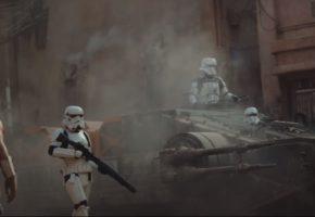Μόλις κυκλοφόρησε το νέο χορταστικό trailer του Rogue One: A Star Wars Story (VIDEO)
