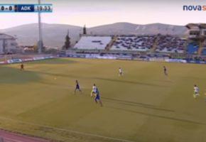 Η χτεσινή γκολάρα του Λεβαδειακού απέναντι στην Κέρκυρα είναι ένας από τους λόγους που αγαπάμε την Superleague