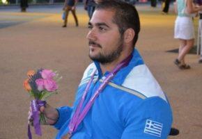Το χρυσό μετάλλιο στο ακόντιο κατέκτησε ο Μανώλης Στεφανουδάκης στους Παραολυμπιακούς του Ρίο