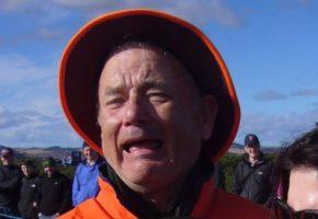 Το ίντερνετ δε μπορεί να αποφασίσει αν σε αυτή τη φωτογραφία βλέπουμε τον Bill Murray ή τον Tom Hanks
