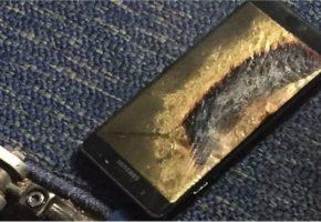 Η Samsung σταματάει να παράγει το Galaxy Note 7 επειδή δεν καταλαβαίνει την έκρηξή του