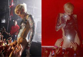"""Τα live της Miley Cyrus όσο περνάει ο καιρός είναι ο ορισμός του """"φάτε μάτια ψάρια"""" (PHOTOS)"""