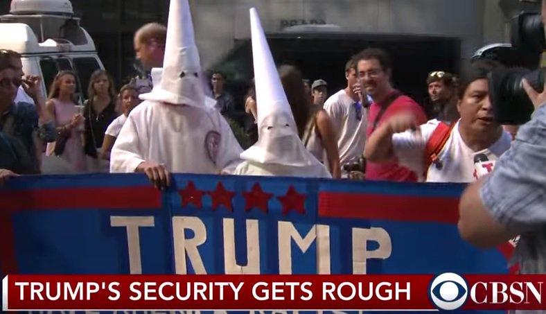 Trump-Protesters-Klan