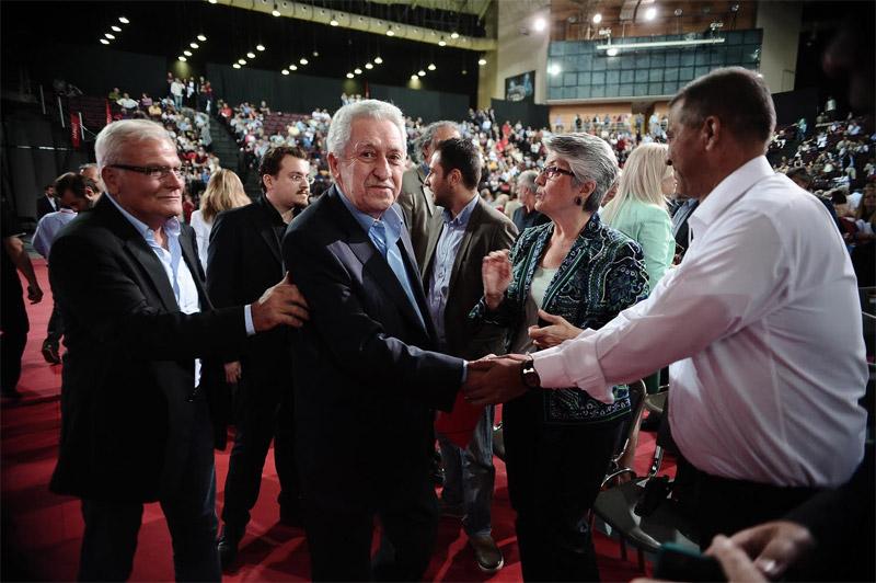Η ελπίδα για το τέλος της δεξιάς παρέκκλισης του ΣΥΡΙΖΑ