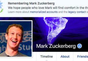 """Το Facebook έπαθε 2016 και """"πέθανε"""" το Ζούκερμπεργκ κι άλλους χρήστες στα πλαίσια απρόσμενου bug"""