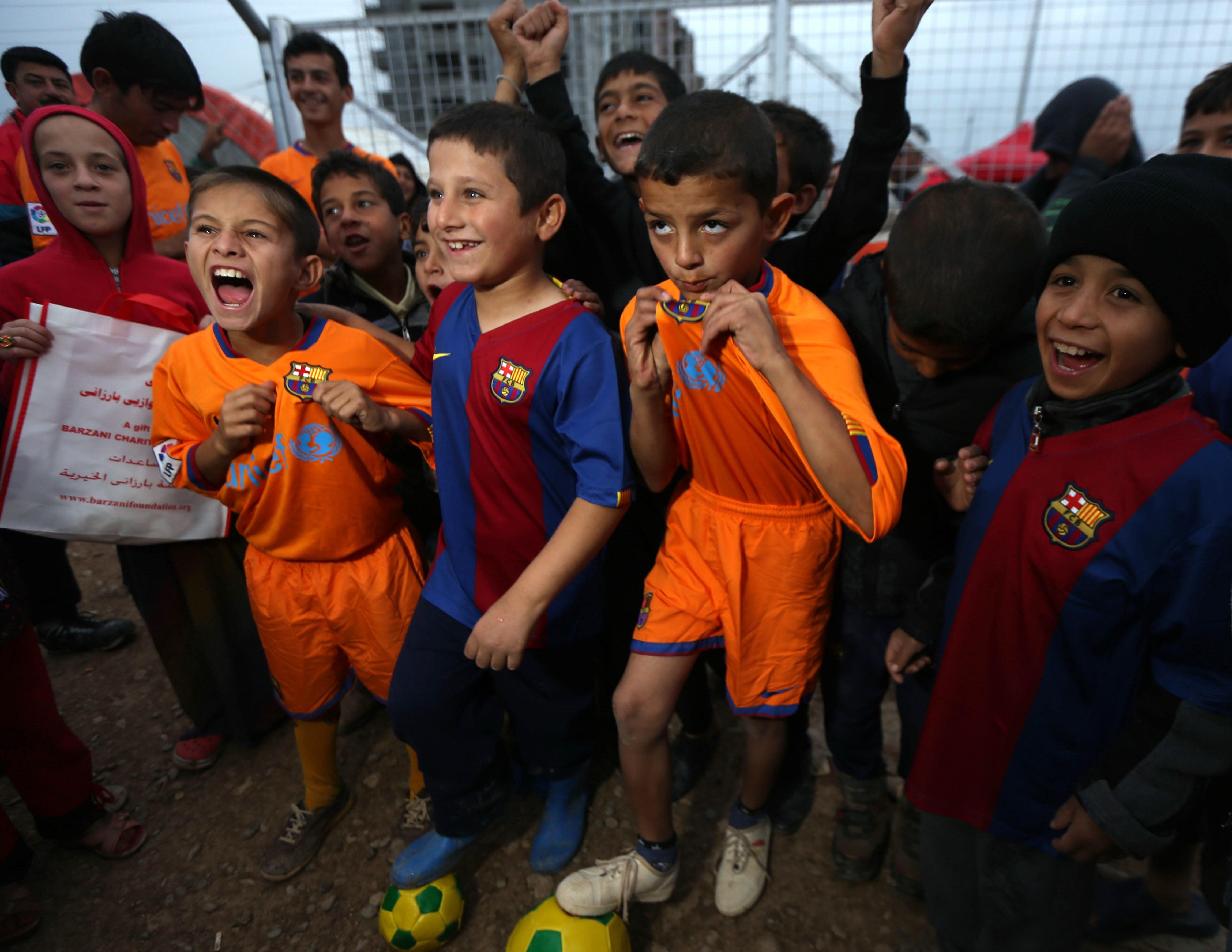 IRAQ-CONFLICT-DISPLACED-FCB