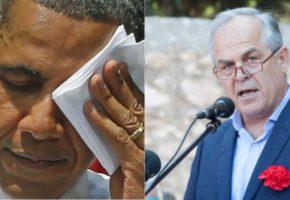 Ανεπιθύμητο για τον δήμο Καισαριανής ο απερχόμενος πρόεδρος των ΗΠΑ Μπάρακ Ομπάμα
