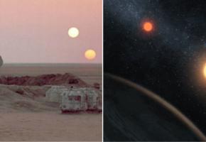 NASA: Μην ψάχνετε για πλανήτες των Star Wars σε μακρινούς γαλαξίες, ρίξτε μια ματιά και στον δικό μας