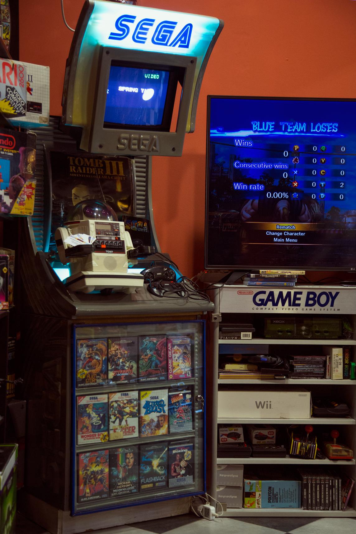 To Sega μόλις έκανε reboot -έφυγε ένα διπλό στα γρήγορα