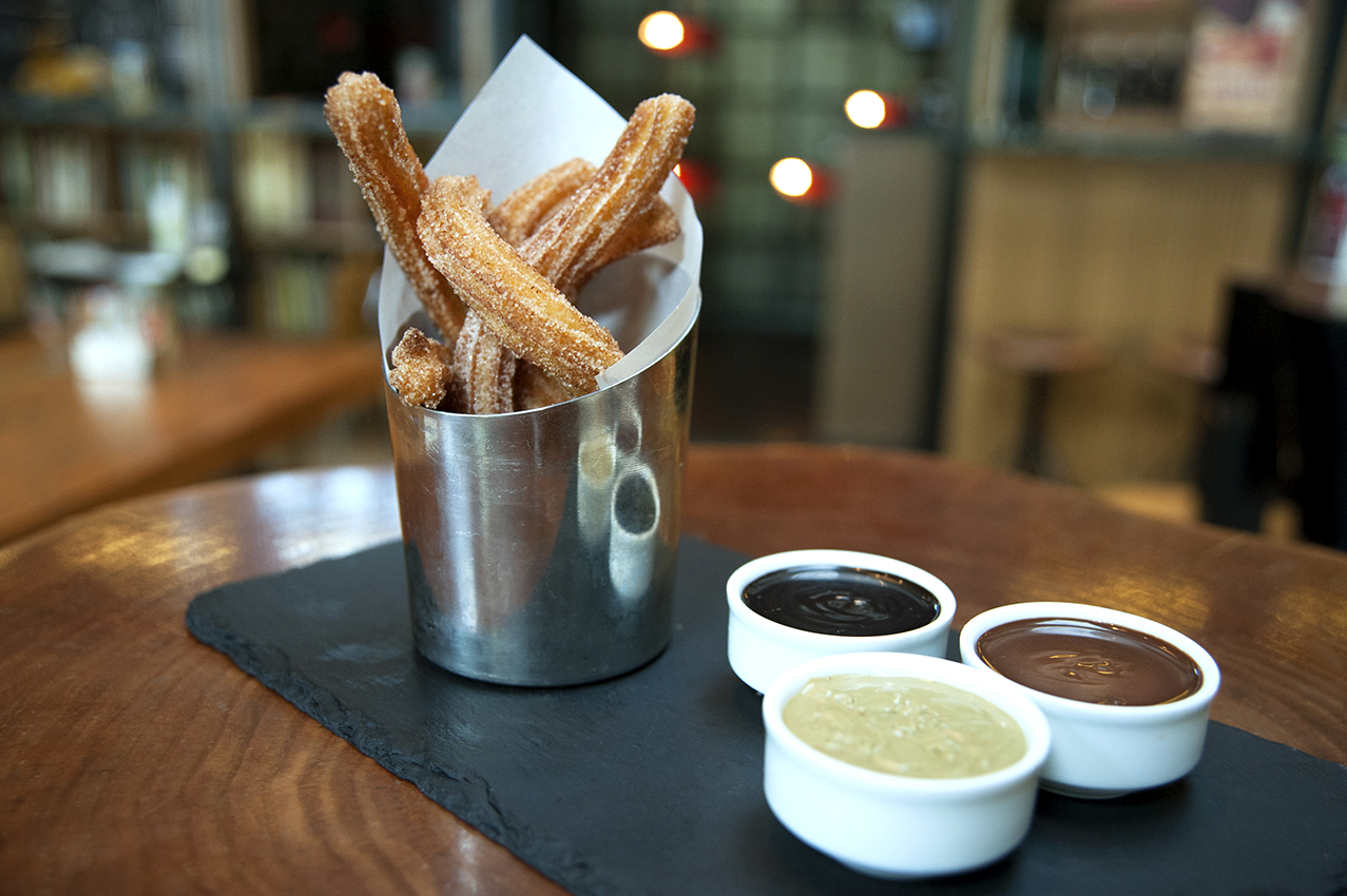 spanish-churros