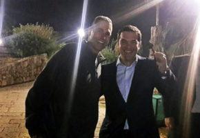 Κουτάλια με τον Γιούρι Γκέλερ λύγισε ο Αλέξης Τσίπρας στην επίσκεψή του στο Ισραήλ (PHOTO)