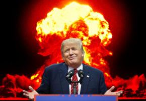 Ο Ντόναλντ Τραμπ είπε ότι οι ΗΠΑ πρέπει να δυναμώσουν και να διευρύνουν το πυρηνικό τους οπλοστάσιο
