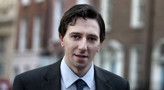 Simon Harris, Ιρλανδός Υπουργός Υγείας