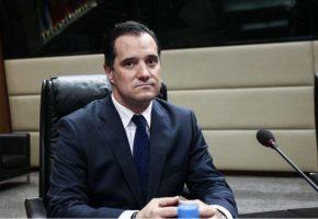 Συγγνώμη ζήτησε ο Άδωνις Γεωργιάδης απ' τους Εβραίους για αντισημιτικές απόψεις που υποστήριζε παλαιότερα