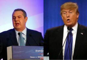 Ο Πάνος Καμμένος με τις δηλώσεις του θέλει να γίνει το μεγαλύτερο τσιράκι του Τραμπ στην Ελλάδα (VIDEO)