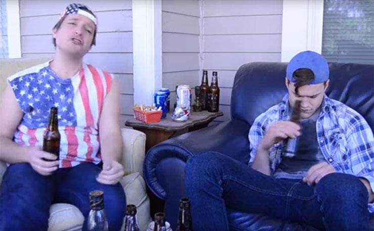 American-rednecks