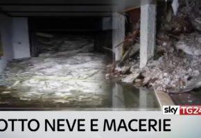 Xιονοστιβάδα καταπλάκωσε ξενοδοχείο στην Ιταλία: Εκφράζονται φόβοι για μεγάλο αριθμό θυμάτων