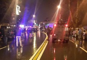 Άντε γαμήσου από τώρα 2017: Αναφορές για 35 νεκρούς από επίθεση σε νυχτερινό κλαμπ στην Κωνσταντινούπολη