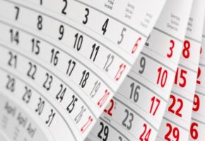 Μάπα τα τριήμερα του 2017: Δείτε πότε πέφτουν οι αργίες φέτος