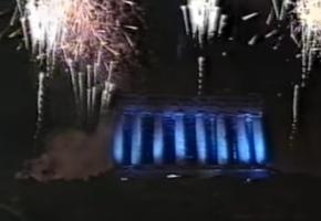 """Η Πρωτοχρονιά του 2000 στην Αθήνα παρακαλάει να γίνει meme """"Πρωτοχρονιά με ΠΑΣΟΚ- Πρωτοχρονιά με ΣΥΡΙΖΑ"""" (VIDEO)"""