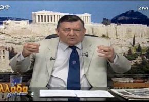 Ο Καρατζαφέρης στέλνει τον Άδωνι να κάνει περιτομή επειδή το μετάνιωσε για τον αντισημιτισμό του (VIDEO)