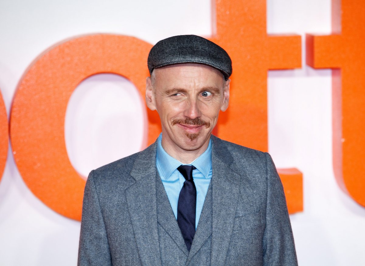 epa05742291 British actor Ewen Bremner attends for the 'T2 Trainspotting' World Premiere at Cineworld, Fountain Park, in Edinburgh, Scotland, Britain, 22 January 2016. The movie will be released in the UK on 27 January. EPA/ROBERT PERRY