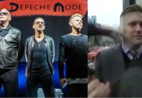 Ακροδεξιός πολιτικός της alt right δηλώνει λατρεία για τους Depeche Mode και οι Depeche Mode δε θέλουν ούτε να τον ξέρουν
