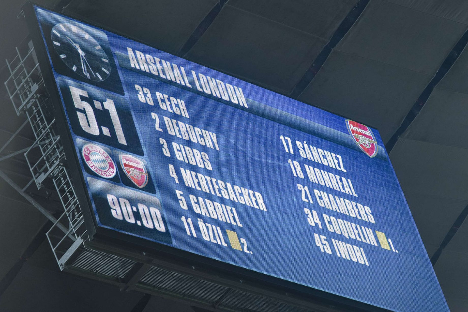 The-final-score-board-reads-5-1-after-the-UEFA-Champions-League-Group-F-second-leg-football-match-between-FC-Bayern