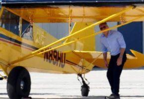 O Xάρισον Φορντ χαώθηκε και παραλίγο να τρακάρει με το αεροπλάνο του επιβατικό αεροπλάνο με 110 επιβάτες