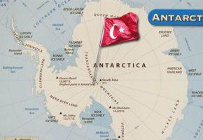 """""""Γκρίζες ζώνες"""" και στην Ανταρκτική βλέπει ο Τούρκος υπουργός Επιστημών"""