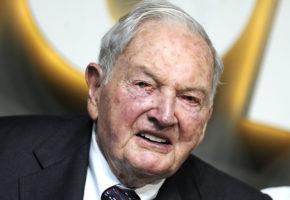 Πέθανε σε ηλικία 101 ετών ο δισεκατομμυριούχος David Rockefeller
