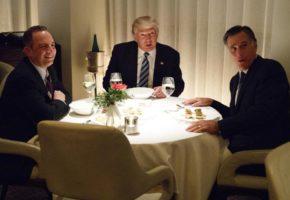 Βρείτε ποιος είναι ο μόνος Έλληνας πολιτικός που κάλεσε για δείπνο ο Τραμπ και κερδίστε ένα χρυσό καναπέ