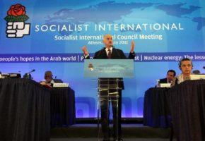 Braindrain: Πρόεδρος της Σοσιαλιστικής Διεθνούς επανεξελέγη ο ΓΑΠαρος