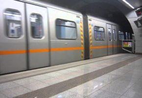 Τηλεφώνημα για βόμβες σε δύο σταθμούς μετρό στην Αθήνα