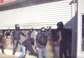 Στην δημοσιότητα το βιντέο από την επίθεση στα γραφεία της Χρυσής Αυγής