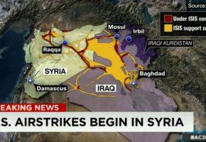 Oι ΗΠΑ βομβάρδισαν χθες την Συρία με 59 πυραύλους