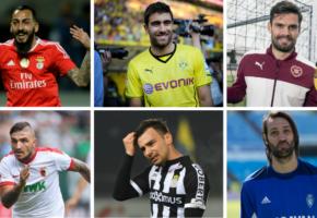 QUIZ: Πόσο καλά ξέρεις τους Έλληνες ποδοσφαιριστές του εξωτερικού, ρε επίδοξε Σωτηρακόπουλε;