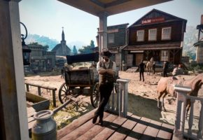 Mια εικόνα που διέρρευσε δίνει την πρώτη γεύση από τα φαντασμαγορικά γραφικά του Red Dead Redemption 2
